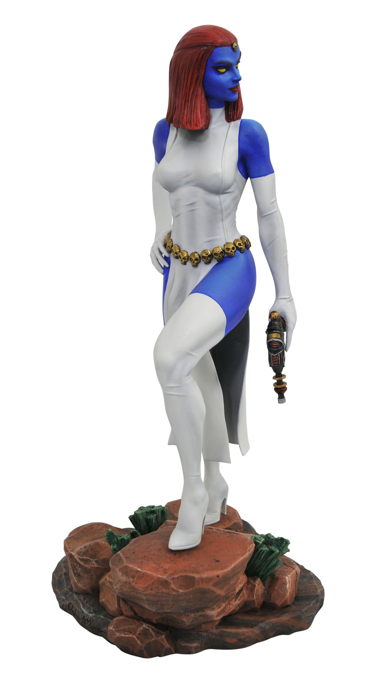 Diamond Select Marvel Comic Premier Collection Mystique Preventa