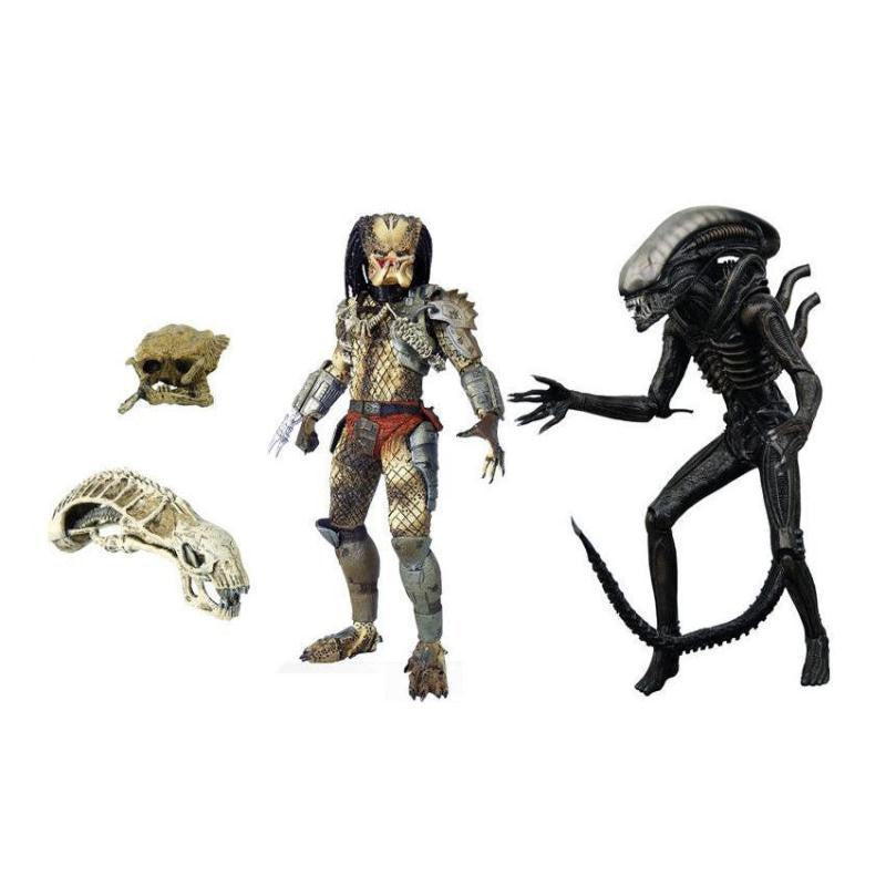 Neca Alien VS Predator 2 pack
