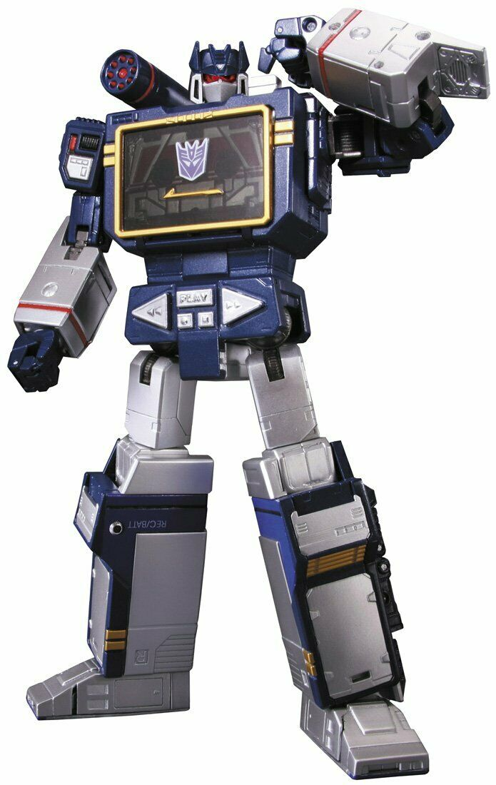 Takara Tomy Transformers Masterpiece - MP 13 Soundwave
