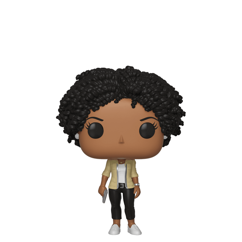 Funko Pop Movies: James Bond - Eve Moneypenny - preventa