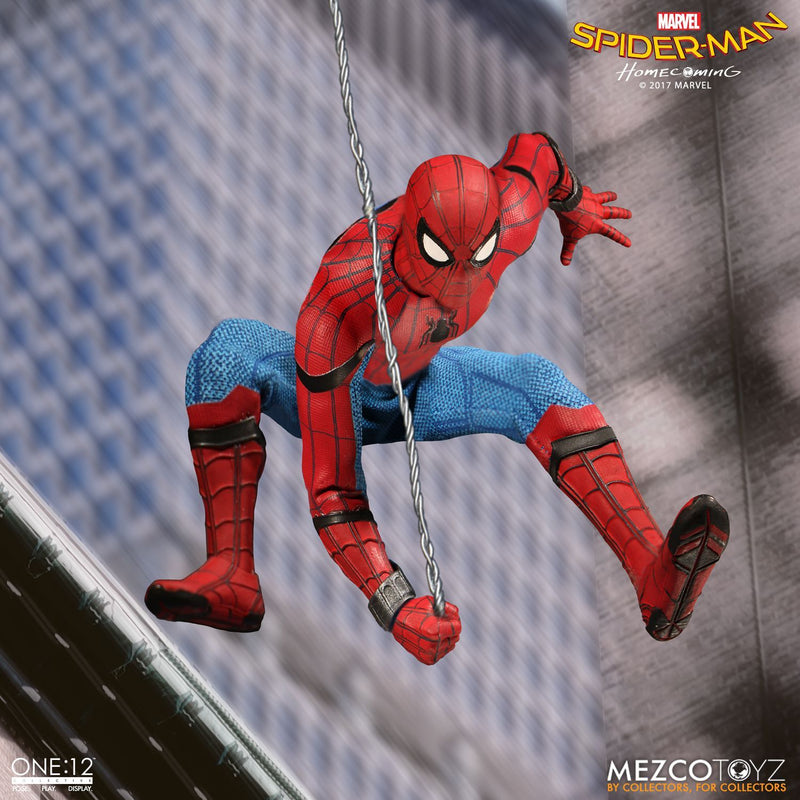 Mezco Toys Spider-Man: Homecoming One:12 Collective Preventa