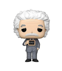 Funko Pop Iconos: Albert Einstein - Preventa
