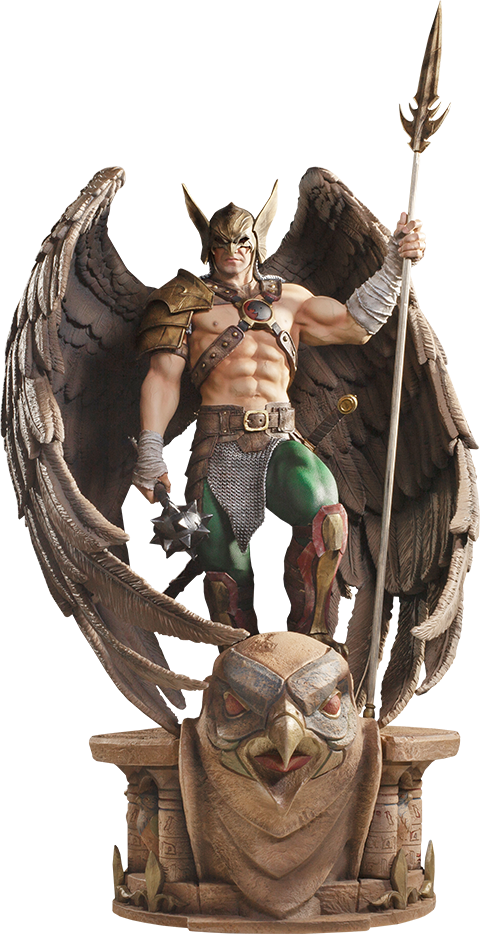 Iron Studios - Hawkman (Closed Wings) Prime Scale 1:3 - DC Comics Series 4 by Ivan Reis Preventa