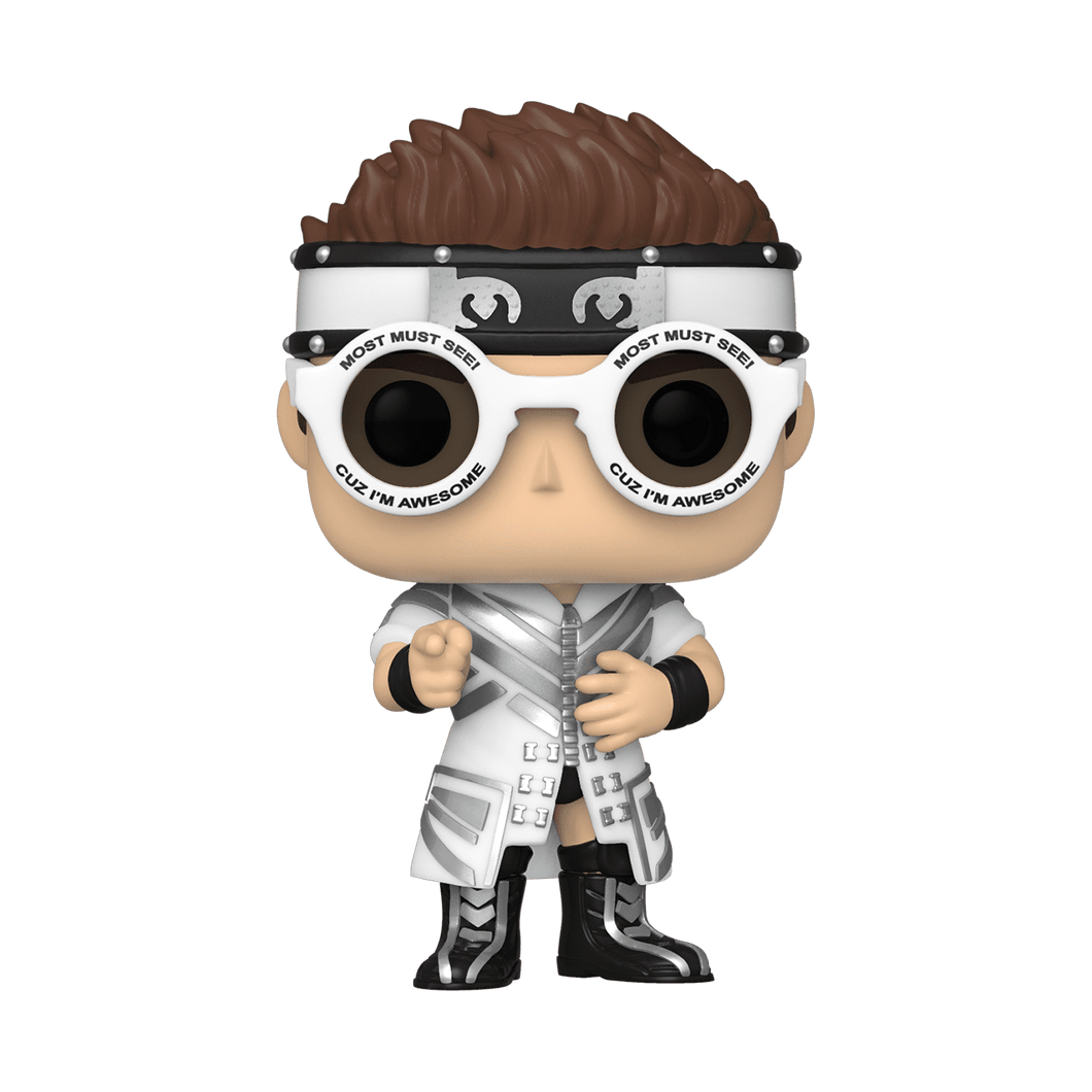Funko Pop Sports: WWE - The Miz - preventa