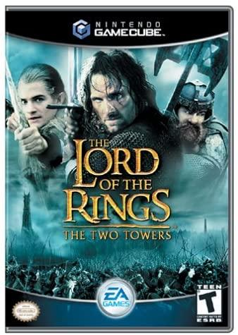 Gamecube The Lord Of The Rings The Two Towers