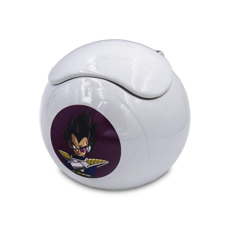 ABYstyle Dragon Ball Heat-Change 3D Mug - Vegeta's Spaceship Preventa