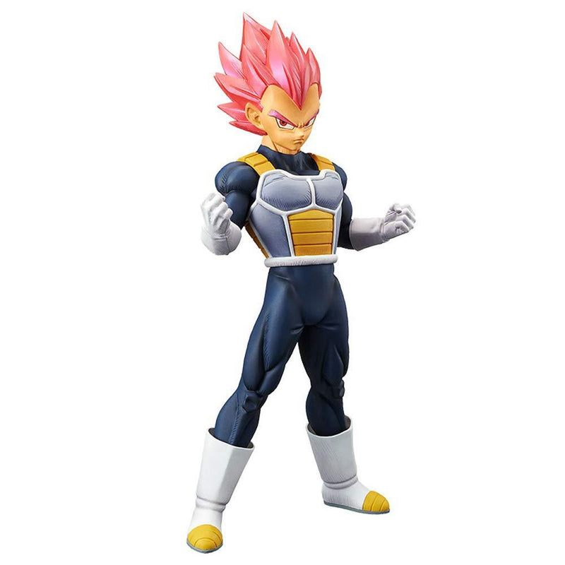 Banpresto Dragon ball Super MOVIE CYOKOKU BUYUDEN Vegeta super saiyan god