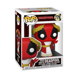 Funko Pop Marvel: Deadpool 30 Aniversario - Deadpool Senador Romano Preventa