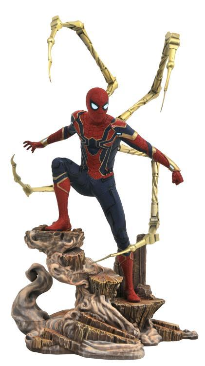 Diamond Select Avengers: Infinity War Gallery Iron Spider-Man Preventa