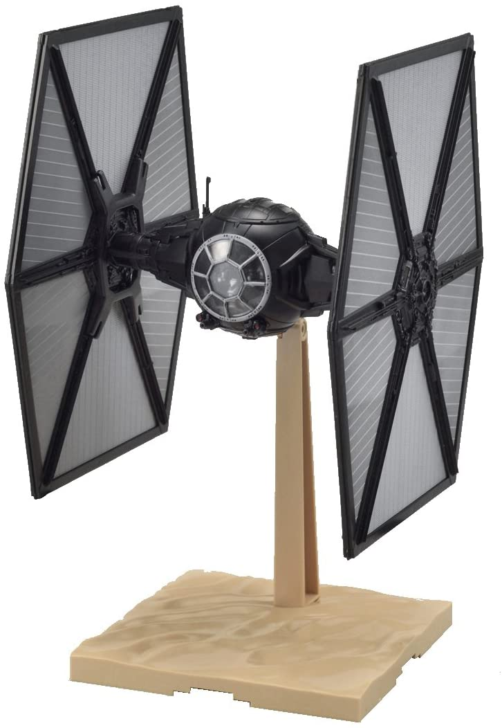Bandai Star Wars 1/72 First Order Tie Fighter