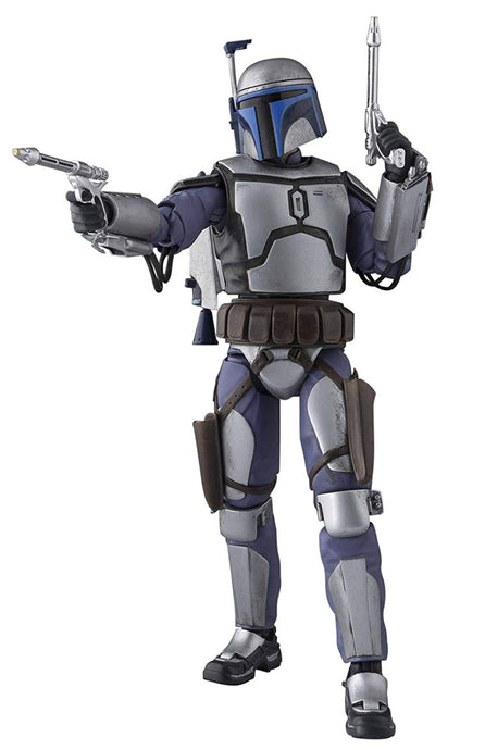 Bandai Star Wars: Attack Of The Clones S.H Figuarts - Jango Fett