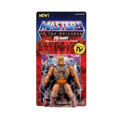 Super7 Masters of the Universe Vintage He-Man Preventa