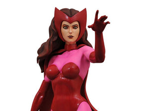 Diamond Select Marvel Comic Premier Collection Scarlet Witch Preventa
