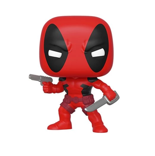 Funko Pop Marvel: Marvel 80 - Deadpool - Preventa