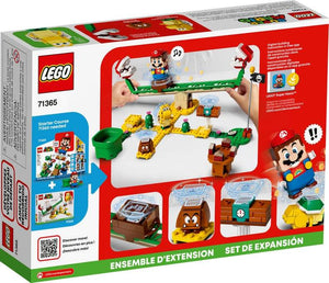 LEGO Super Mario Bros Set de Expansion: Superderrape de la Planta Piraña Preventa