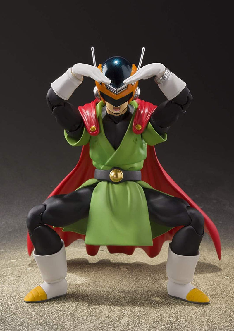 Bandai S.H Figuarts Dragon Ball - Great Saiyaman - preventa