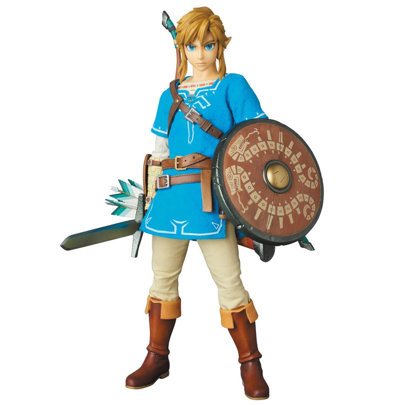 Medicom The Legend Of Zelda: Breath of the Wild Link Real Action Hero preventa