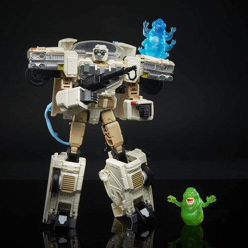 Transformers Generations Ghostbusters: Afterlife - Ecto-1 Ectotron Preventa