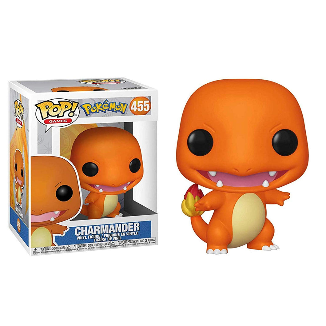 Funko Pop Games: Pokemon - Charmander - preventa