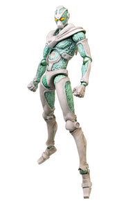 Medicos JoJo Super Action Statue - Hierophant Green