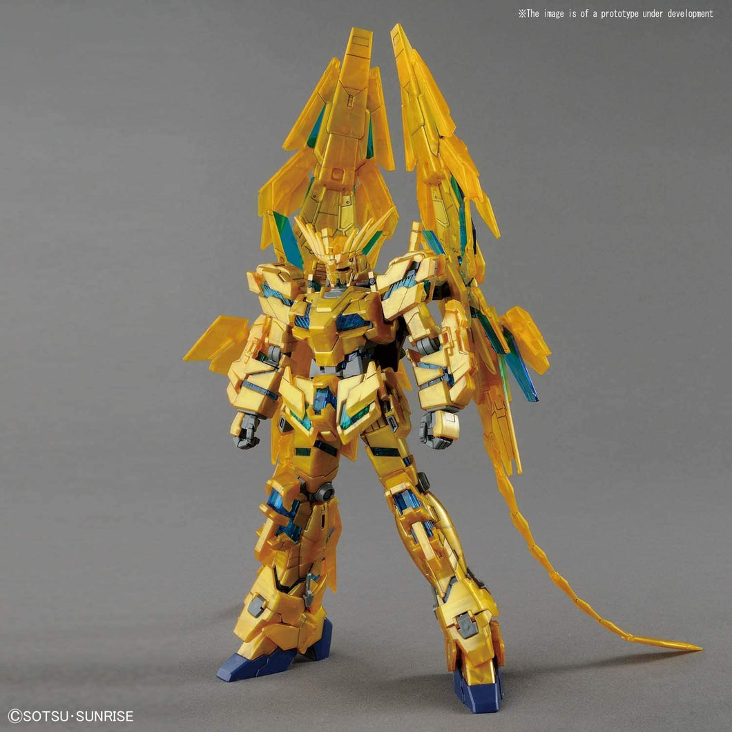 Bandai Model Kit HG 1/144 - Unicorn Gundam 03 Phenex Destroy Mode