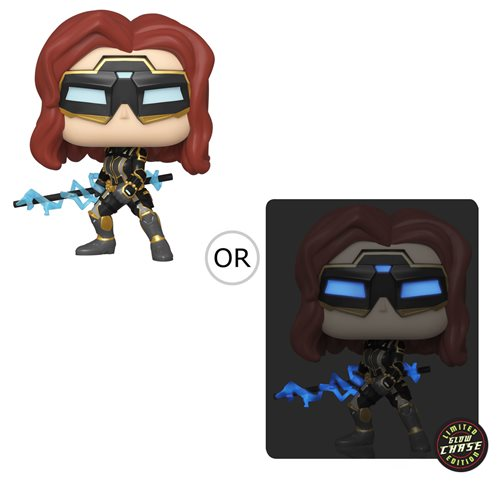Funko Pop Marvel: Marvel Avengers - Black Widow - preventa