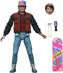 Neca Back To The Future Ⅱ - Marty McFly (2015)