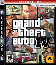 Playstation 3 GTA IV