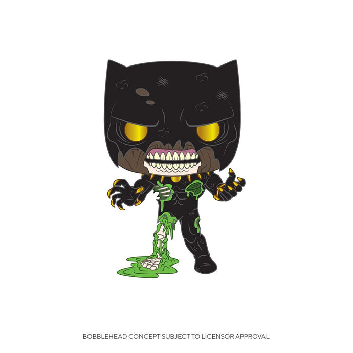 Funko Pop! Marvel: Marvel Zombies - Black Panther  - preventa