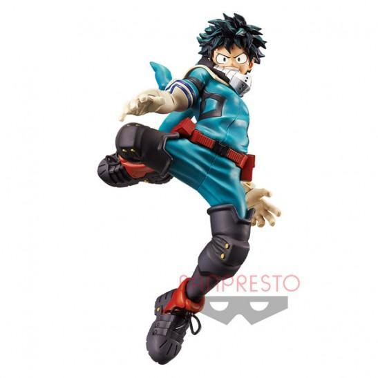 Banpresto My Hero Academia King of Artist - Izuku Midoriya - preventa