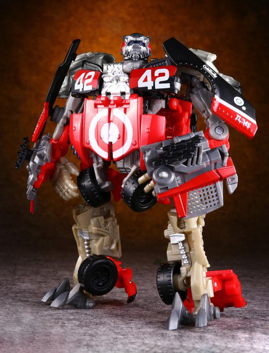 Toy House Factory Transformers - THF-02 Plumb Leadfeet