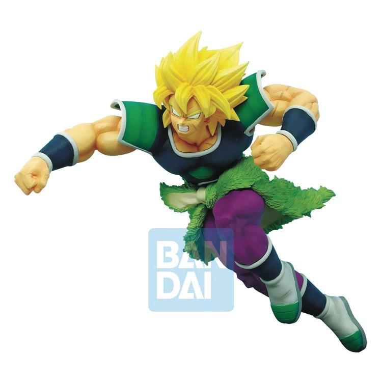 Banpresto Dragon Ball Super Super Saiyan Broly Z-Battle Preventa