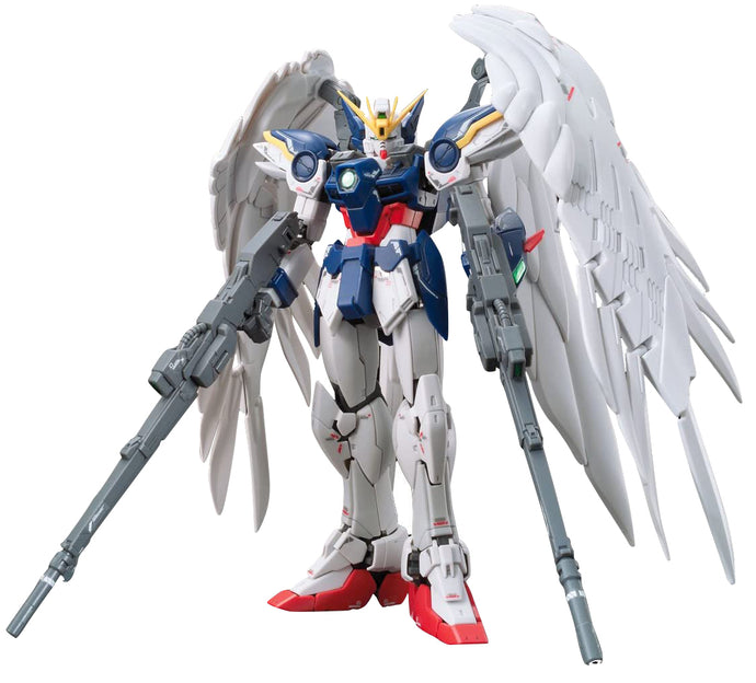 BANDAI Model Kit RG 1/144 Gundam - Wing-Gundam Zero EW