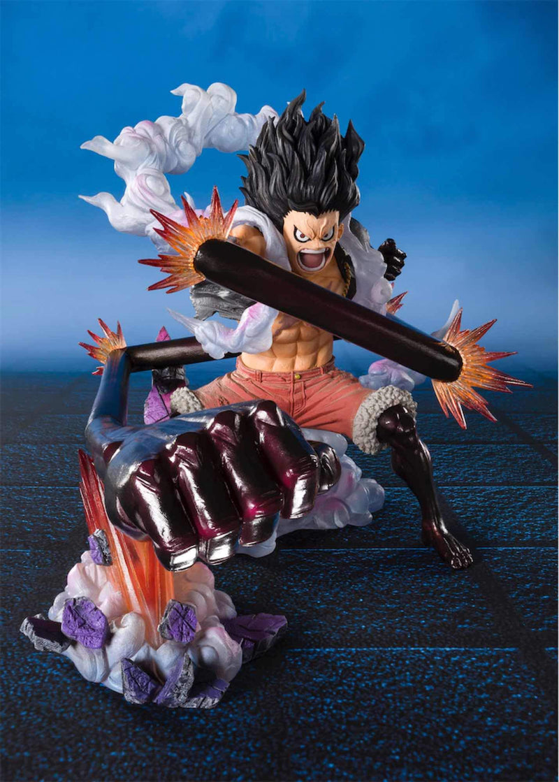 Figuarts Zero One Piece - Monkey D.Luffy Snakeman-King Cobra - preventa