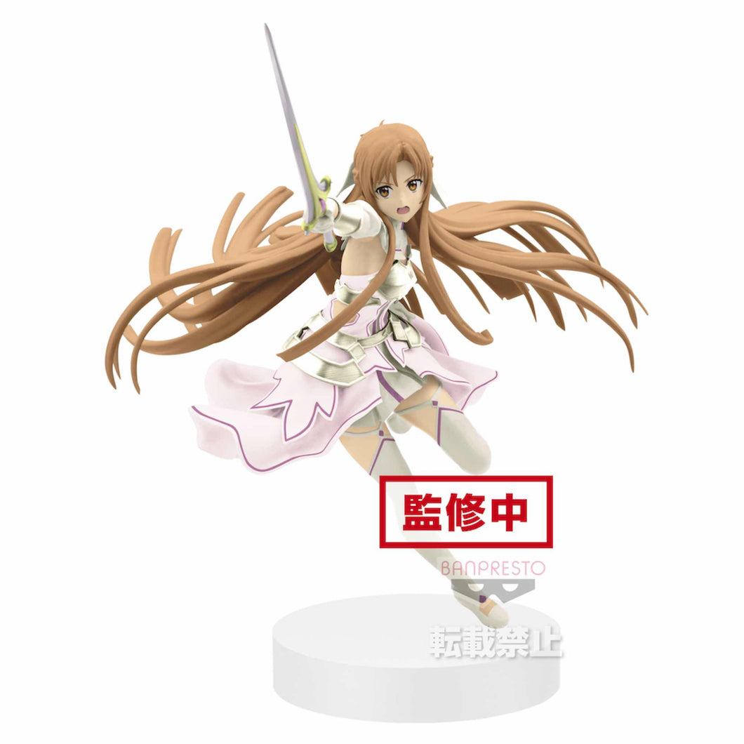 Banpresto Sword Art Online : War of Underworld - Asuna - Preventa