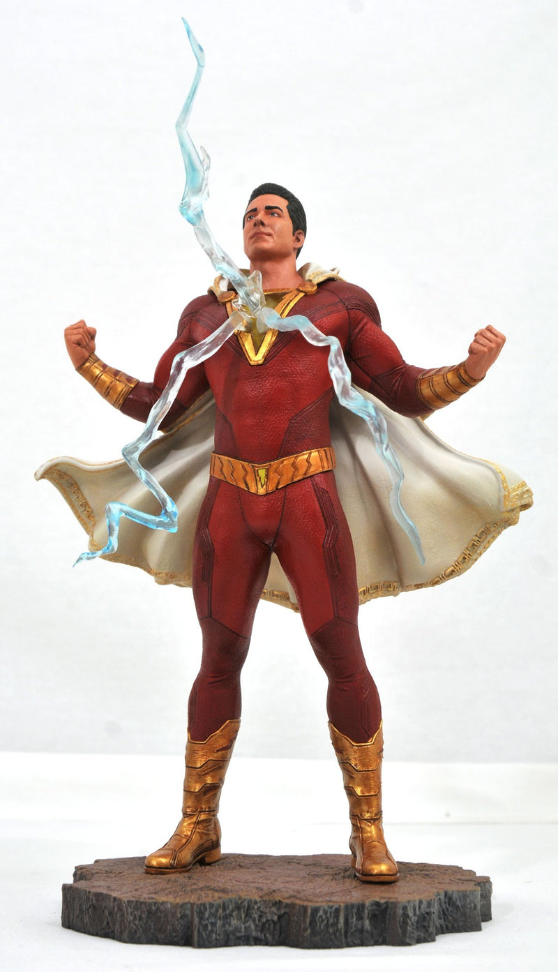 Diamond Select DC Movie Gallery Shazam Preventa