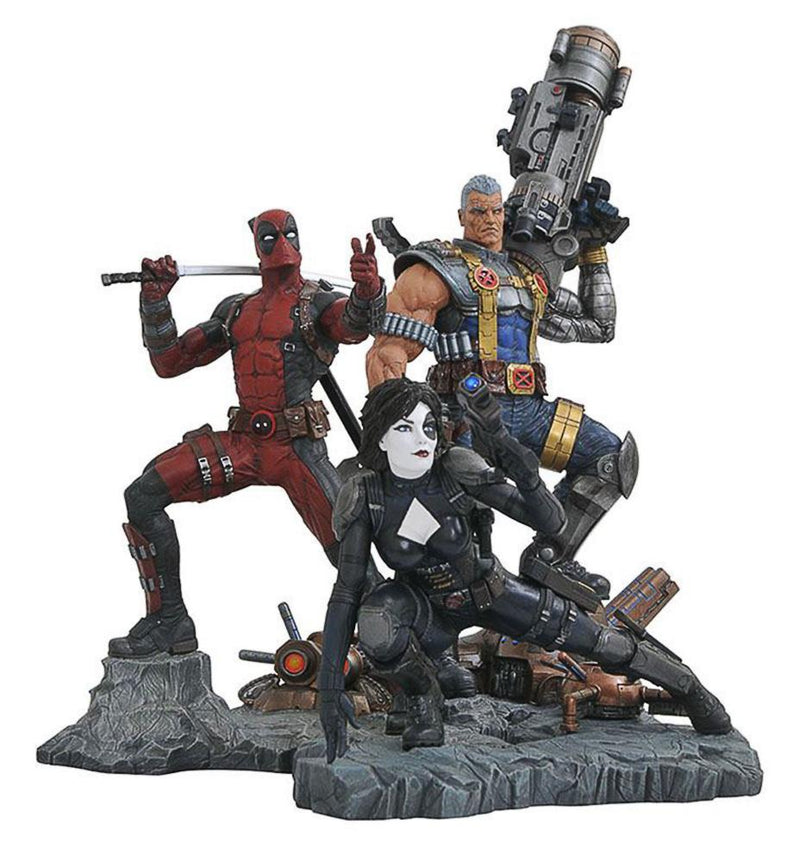 Diamond Select Marvel Premier Collection Deadpool Preventa