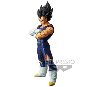 Banpresto  Dragon Ball Z Nero Vegeta Grandista - Preventa