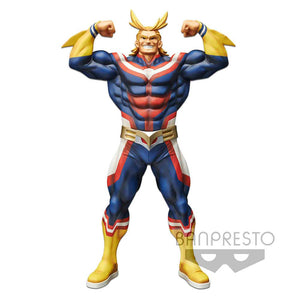 Banpresto Grandista Manga My Hero Academia - All Might - preventa