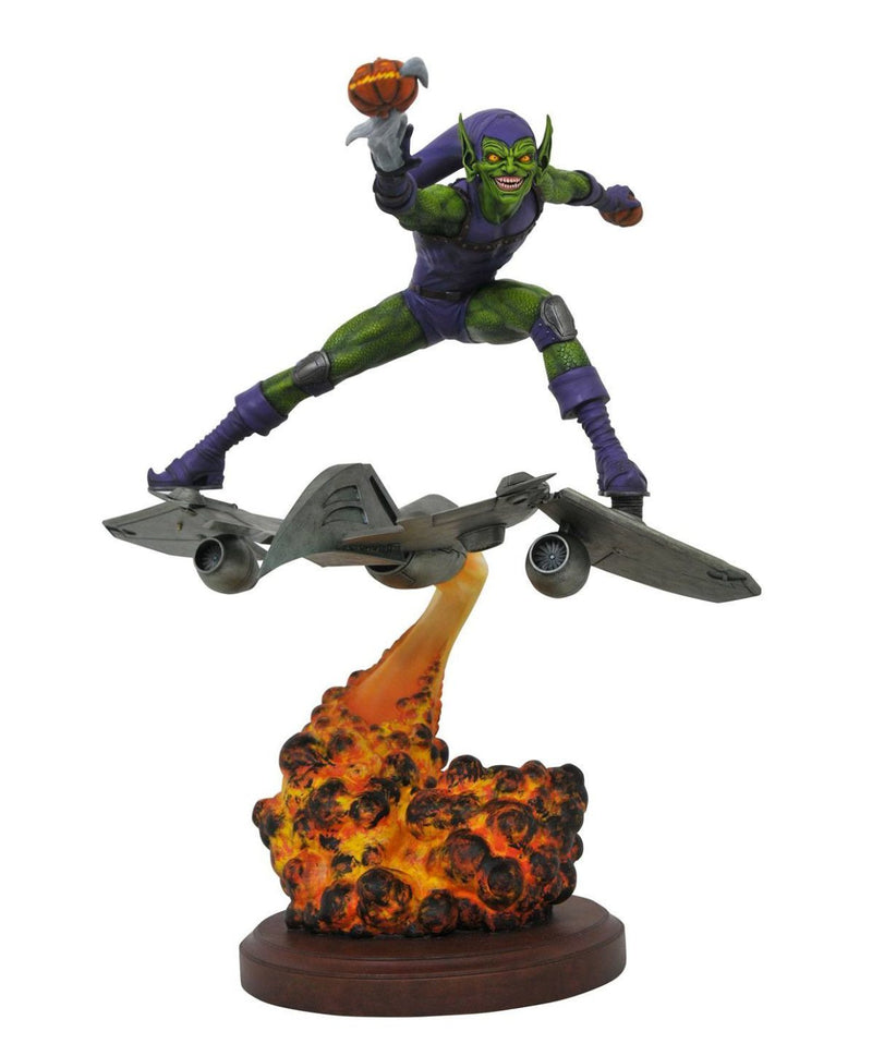 Diamond Select Spider-Man Marvel Comics Premier Green Goblin - Preventa