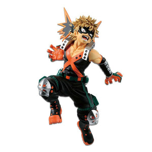 Banpresto King of Artist My Hero Academia - Katsuki Bakugo - preventa