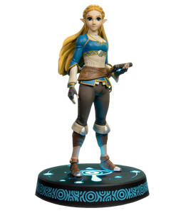 First 4 Figures The Legend of Zelda: TLOZ Breath of the Wild - Zelda Collector Preventa