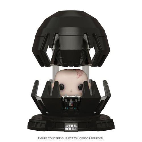 Funko Pop Star Wars: Imperio contra ataca - Darth Vader Meditando