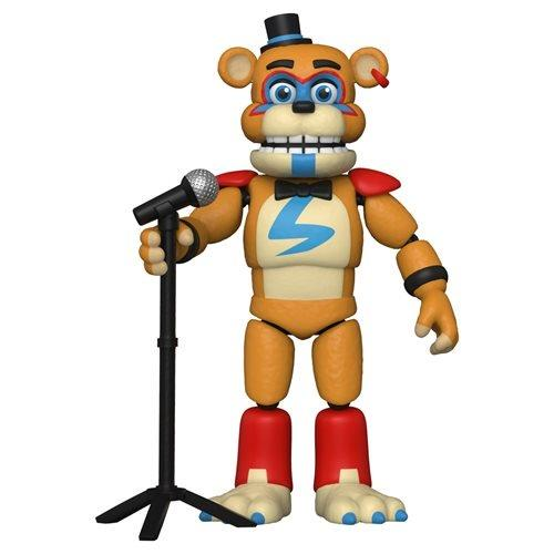 Funko Five Nights at Freddys Security Breach - Glamrock Freddy