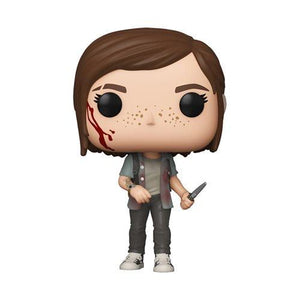 Funko Pop Games: The Last of Us - Ellie