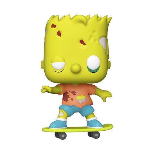 Funko Pop Animation: Simpsons - Bart Zombie Preventa