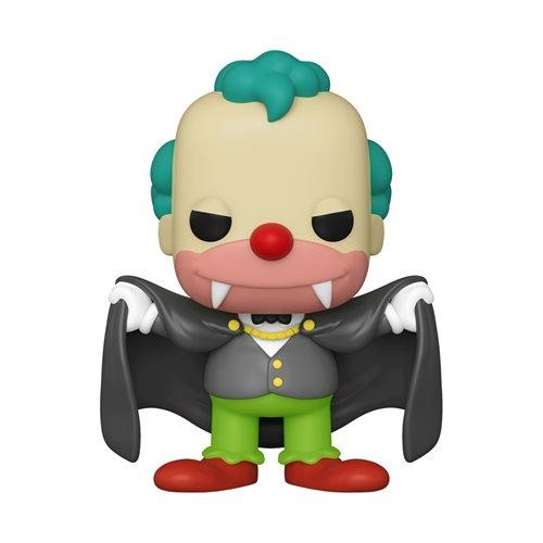 Funko Pop Animation: Simpsons - Krusty Vampiro Preventa