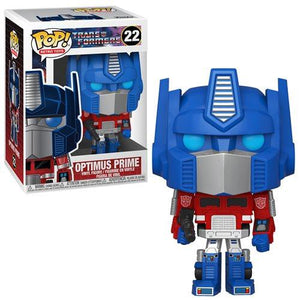 Funko Pop Animation: Transformers - Optimus Prime Preventa