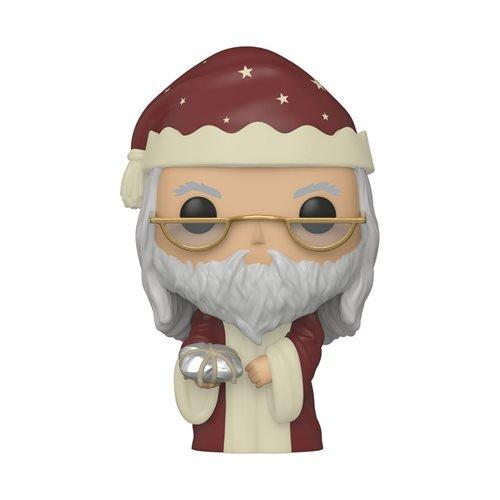 Funko Pop Harry Potter: Harry Potter - Dumbledore Navidad Preventa