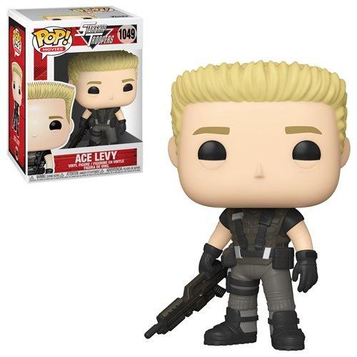 Funko Pop Movies: Starship Troopers - Ace Levy Preventa